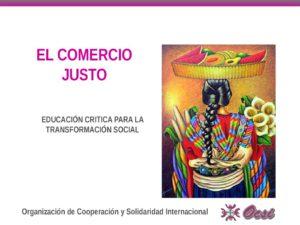 thumbnail of El Comercio Justo OCSI