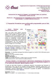 thumbnail of Oferta Educación Crítica para la Transformación Social (ECpTS) OCSI 2017-2018